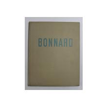 BONNARD , preface de JACQUES DE LAPRADE , 1946