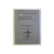 BOTANICA FARMACEUTICA - LUCRARI PRACTICE , VOLUMUL I - CITOLOGIE , HISTOLOGIE , ORGANOGRAFIE de MADELENA PALADE ...CARMEN DANIELA TEODORESCU , 2000