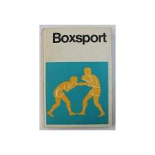 BOXSPORT von HORST FIEDLER , 1976