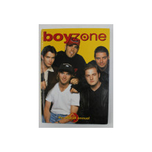 BOYZONE - THE OFFICIAL ANNUAL , 1998