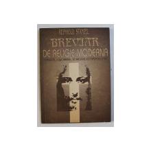 BREVIAR DE RELIGIE MODERNA - APARITII , FENOMENE SI MESAJE EXTRATERESTRE de REINHOLD STANZEL