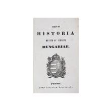 BREVIS HISTORIA DUCUM AC REGUM HUNGARIAE , MIJLOCUL SEC. XIX