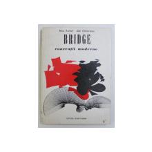 BRIDGE , CONVENTII MODERNE de NICU KANTAR si DAN DIMITRESCU , 1976
