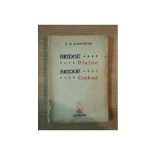 BRIDGE-PLAFON,BRIDGE-CONTRACT-HAROLD W. CHESTERTON