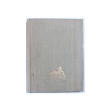 BUCAREST (LA VILLE ET SES MONUMENTS)-GRIGORE IONESCO 1956