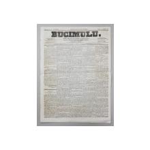 BUCIMULU - DIARIU POLITICU LITTERARIU SI COMMERCIALU , PROPRIETAR CEZAR BOLLIAC , ANUL II , NR. 207 , MAR  , 17  / 29 MARTIE 1864