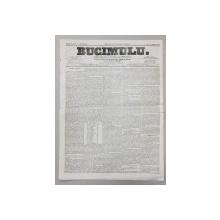 BUCIMULU - DIARIU POLITICU LITTERARIU SI COMMERCIALU , PROPRIETAR CEZAR BOLLIAC , ANUL II , NR. 208 , JOI  , 19 / 31  MARTIE 1864