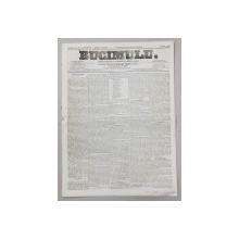 BUCIMULU - DIARIU POLITICU LITTERARIU SI COMMERCIALU , PROPRIETAR CEZAR BOLLIAC , ANUL II , NR. 209 , SAMBATA 21  MARTIE / 2 APRILIE , 1864