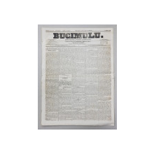 BUCIMULU - DIARIU POLITICU LITTERARIU SI COMMERCIALU , PROPRIETAR CEZAR BOLLIAC , ANUL II , NR. 210  , MARTI 24 MARTIE / 5 APRILIE ,  1864