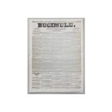 BUCIMULU - DIARIU POLITICU LITTERARIU SI COMMERCIALU , PROPRIETAR CEZAR BOLLIAC , ANUL II , NR. 211  , SAMBATA 28 MARTIE / 9 APRILIE  1864
