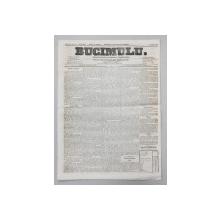 BUCIMULU - DIARIU POLITICU LITTERARIU SI COMMERCIALU , PROPRIETAR CEZAR BOLLIAC , ANUL II , NR. 212  , MARTI 31 MARTIE / 12 APRILIE  1864