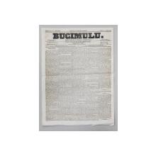 BUCIMULU - DIARIU POLITICU LITTERARIU SI COMMERCIALU , PROPRIETAR CEZAR BOLLIAC , ANUL II , NR. 214  , SAMBATA , 4 / 16 APRILIE 1864