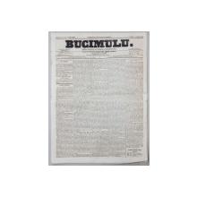 BUCIMULU - DIARIU POLITICU LITTERARIU SI COMMERCIALU , PROPRIETAR CEZAR BOLLIAC , ANUL II , NR. 215 , MARTI  7 / 19 APRILIE  1864