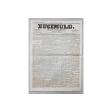 BUCIMULU - DIARIU POLITICU LITTERARIU SI COMMERCIALU , PROPRIETAR CEZAR BOLLIAC , ANUL II , NR. 217 , MAR  , SAMBATA 11 / 23 APRILIE  ,  1864