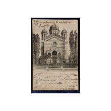 Bucuresti, Biserica Domitei Balasa - CP Clasica circulata