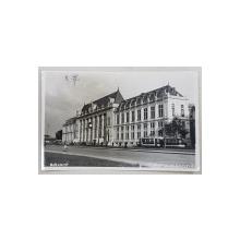 Bucuresti. Palatul de Justitie - CP Ilustrata