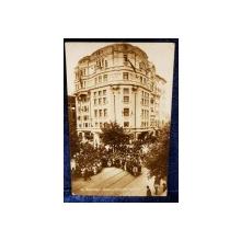 """Bucuresti - Palatul """"Tinerimea Romana"""" - Carte postala ilustrata"""