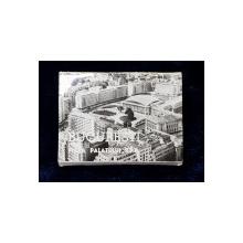 BUCURESTI , SALA PALATULUI R.P.R . , MINIALBUM CU 10  FOTOGRAFII , ANII '60