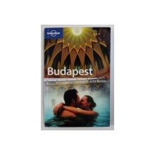 BUDAPEST - CITY GUIDE LONELY PLANET by STEVE FALLON , 2006