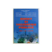BUGET SI TREZORERIE PUBLICA , EDITIA A III -A REVIZUITA de MARIANA VUTA ... DELIA - FLORINA CATARAMA , 2008