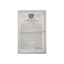BULETIN FOAEA PUBLICATIILOR OFICIALE A PRINCIPATULUI MOLDAVIEI , NO. 33 , ANUL XXI , IASI , 18 OCTOMBRIE 1853