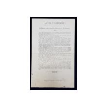 BULETIN SAPTAMANAL EMIS DE LICEUL ' SF. GHEORGHE  ' CU NOTELE ELEVULUI RADU ROSETTI , IN PERIOADA 13 DECEMBRIE 1891    - 18 IANUARIE 1892