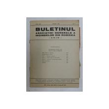 BULETINUL ASCOIATIEI GENERALE A INGINERILOR DIN ROMANIA - A.G.I.R. , ANUL XXII , NR. 8 , AUGUST ,  1940