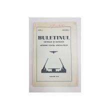 BULETINUL CENTRULUI DE INSTRUCTIE AL ARTILERIEI CONTRA AERONAVELOR, ANUL I, NR. 1, IANUARIE, 1940