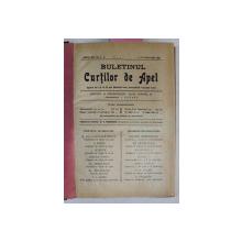 BULETINUL CURTILOR DE APEL , REVISTA DE DREPT , ANUL XIV  , COLEGAT DE 20 DE NUMERE SUCCESIVE APARUTE INTRE 1 IANUARIE SI 15 DECEMBRIE 1937