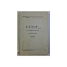 BULETINUL INSTITUTULUI DE FILOLOGIE ROMANA ' ALEXANDRU PHILIPPIDE ' , director IORGU IORDAN , VOLUMUL I , 1934