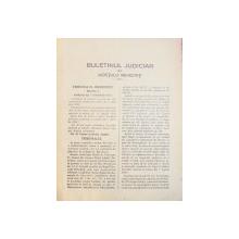 BULETINUL JUDICIAR AL JUDETULUI MEHEDINTI  PE ANUL 1935