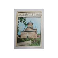 BULETINUL MONUMENTELOR ISTORICE , ANUL XL , NR. 3 , 1971