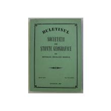 BULETINUL SOCIETATII DE STIINTE GEOGRAFICE DIN REPUBLICA SOCIALISTA ROMANIA , SERIE NOUA VOL. IV (LXXIV) , 1976