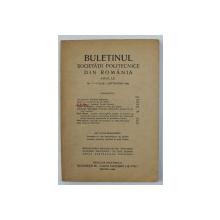 BULETINUL SOCIETATII  POLITECNICE DIN ROMANIA , ANUL LX , NR. 7 -9  ,  IULIE - SEPTEMVRIE , 1946