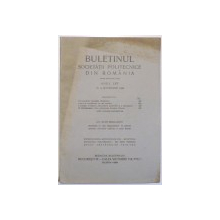 BULETINUL SOCIETATII POLITEHNICE DIN RIOMANIA, ANUL LVII, NR. 9 SEPTEMBRIE 1943