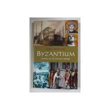 BYZANTIUM by GILES MORGAN , 2017