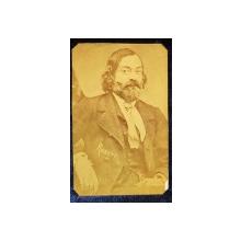 C. A. Roseti - Fotografie originala tip cabinet