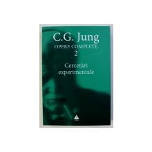 C. G. JUNG - OPERE COMPLETE , VOL. II : CERCETARI EXPERIMENTALE , 2017