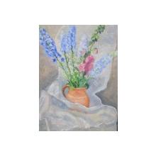 C. M. Cantacuzino, Vas cu flori