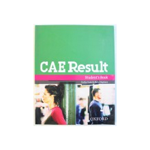 CAE RESULT  - STUDENT ' S BOOK by KATHY GUDE & MARY STEPHENS , LIPSA CD , 2012
