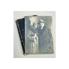 Caiet manuscris cu retete de prajituri - Scarlat Radulescu