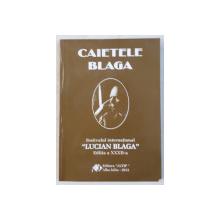 CAIETELE BLAGA - FESTIVALUL INTERNATIONAL LUCIAN BLAGA ED. a - XXXII - a , 6 - 9 MAI , 2012 de ION MARGINEANU