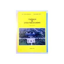 CALARASII IN LITERATURA ROMANA-ILIE STEFAN RADULESCU , CONSTANTIN TUDOR  CALARASI 1995 , DEDICATIE