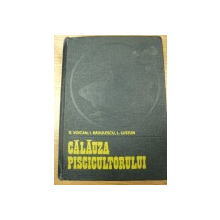 CALAUZA PISCICULTORULUI-V.VOICAN,I.RADULESCU,L.LUSTUN