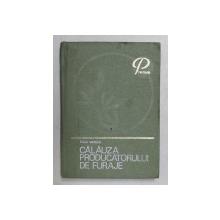 CALAUZA PRODUCATORULUI DE FURAJE de PAUL VARGA , 1978