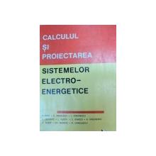 CALCULUL SI PROIECTAREA SISTEMELOR ELECTRO-ENERGETICE
