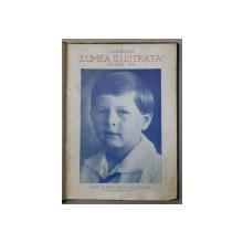 CALENDARUL ' LUMEA ILUSTRATA ' PE ANUL 1931