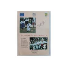 CALENDARUL MARAMURESULUI - REVISTA DE MEMORIE CULTURALA , SERIE NOUA , AN IV , NR . 7-9 , IANUARIE - OCTOMBRIE , 2008