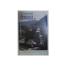 CALENDARUL ORTODOX CREDINTA 1977 , 1977