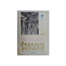 CALENDARUL ORTODOX CREDINTA PE ANUL 1966 , 1966